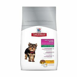 Hill's Science Diet Small & Toy Breed Puppy Food, 15.5 lbs.