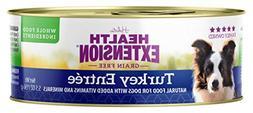 Health Extension Grain Free Turkey Entree 5.5-ounces, Case o