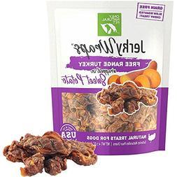 Only Natural Pet Turkey & Sweet Potato Jerky Wrap 4.5 oz Bag