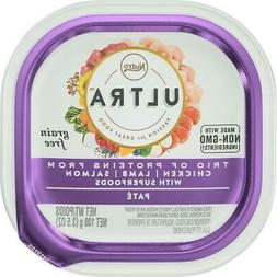 Nutro Ultra Adult Small Breed Chicken, Lamb and Salmon Pate