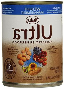 ULTRA Weight Management Adult Canned Dog Food 12.5 Ounces