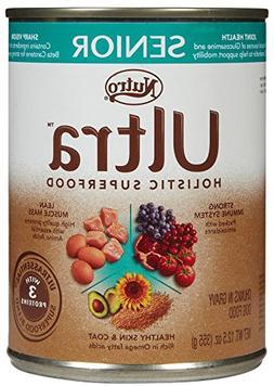 Nutro Ultra Senior Chunks in Gravy Canned Dog Food