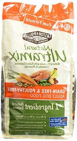 Natural Ultramix Grain-Free & Poultry-Free Salmon Recipe Dry