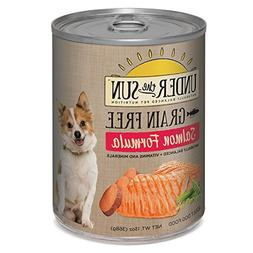 CANIDAE Under The Sun Grain Free Dog Wet Food Salmon Formula