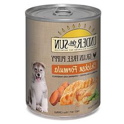CANIDAE Under The Sun Grain Free Puppy Wet Food Chicken Form