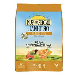 CANIDAE Under The Sun Original Puppy Food with Chicken, 5 lb