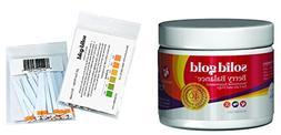urine testing ph strips berry