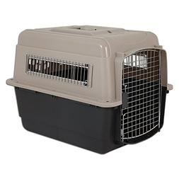 Petmate Medium Vari Ultra Fashion Dog Kennel In Bleached Lin