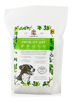 Dr. Harvey's Veg-to-bowl Dog Food Pre-mix 3lb Bag