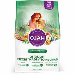 Halo Vegan Adult Holistic Garden of Vegan Dry Dog Food