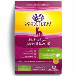 Wellness Complete Health Natural Dry Small Breed Dog Food Sm