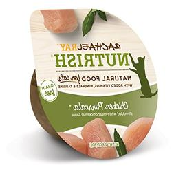 Rachael Ray Nutrish Natural Wet Cat Food, Chicken Purrcata,