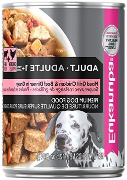 Eukanuba Wet Food Adult Mixed Grill Chicken & Beef Dinner in