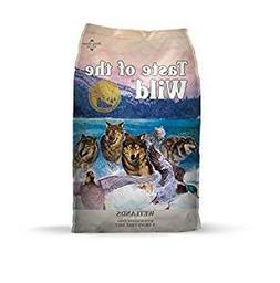 Taste of the Wild Wetlands Dry Dog Food 15 lb. Bag. Grain Fr