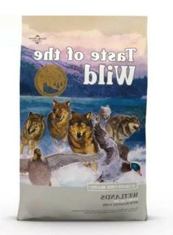 Taste of the Wild Wetlands Grain-Free Dry Dog Food 28-lb bag