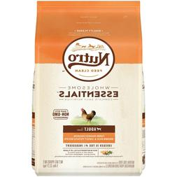NUTRO Wholesome Essentials Adult Dog Food, Non-GMO, Chicken