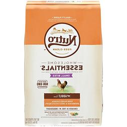 Nutro Wholesome Essentials Adult Dry Dog Food Small Bites Fa