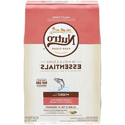 Nutro Wholesome Essentials Adult Dry Dog Food Salmon, Brown