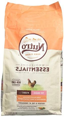 Nutro Wholesome Essentials Toy Breed Adult Chicken, Whole Br