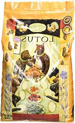 Lotus Wholesome Grain Free Small Bites Turkey Recipe Dry Dog