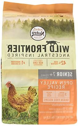 Nutro WILD FRONTIER Senior Chicken Flavor Grain Free Dry Cat