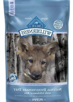 Blue Wilderness Puppy Dog Food 4.5 Lbs