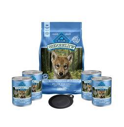Blue Buffalo Wilderness Puppy Food-High Protein Grain Free N