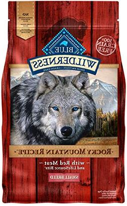 Blue Buffalo Wilderness Rocky Mountain Recipe with Red Meat