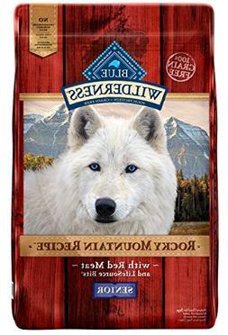 Blue Wilderness® Rocky Mountain Recipe, Grain Free Senio