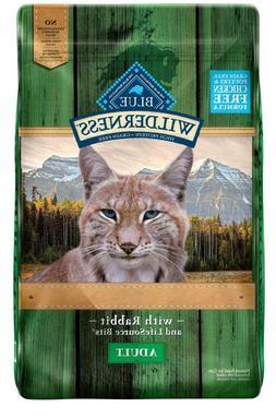 Blue Buffalo Wilderness Rocky Mountain Rabbit Cat Food