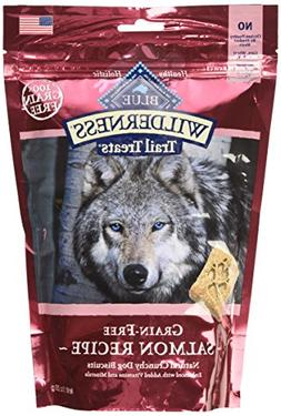 Blue Buffalo Wilderness Trail Treats Grain-Free Salmon Biscu