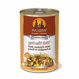 Weruva Wok the Dog Canned Dog Food Case 14oz