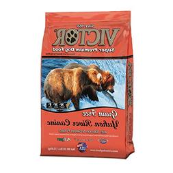 Victor Yukon River Salmon & Sweet Potato Grain-Free Dry Dog